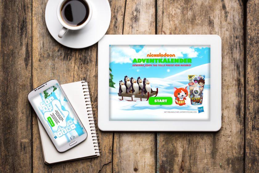 Goldbach Schweiz & Österreich Online Game Adventskalender 2011 – 2017